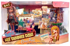 Bratz Exclusive Hot Summer Dayz Playset Cool Pool