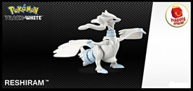 McDonald's Pokemon 2011 Minifigure Toy Reshiram [LOOSE]