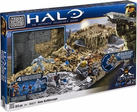 Halo Wars Mega Bloks Set #96837 Halo Battlescape 1