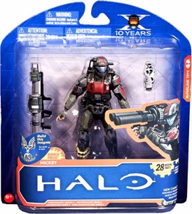 Halo McFarlane Toys 10th Anniversary Series 2 Action Figure Mickey [Halo 3: ODST]