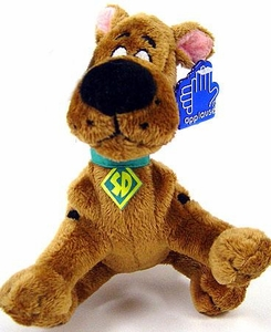 Cartoon Network Mini Beanbag Plush Scooby-Doo