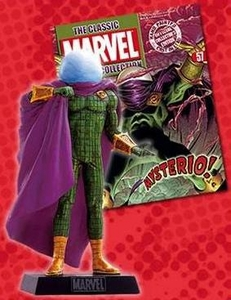Classic Marvel Figurine Collection #57 Mysterio!