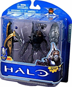 Halo McFarlane Toys 10th Anniversary Series 1 Action Figure Black Special Ops Grunt [Halo 3] COLLECTOR'S CHOICE!