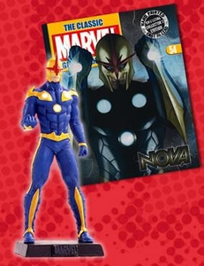 Classic Marvel Figurine Collection #54 Nova