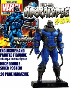 Classic Marvel Figurine Collection Special Apocalypse
