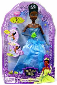 Disney The Princess and the Frog Doll Just One Kiss Tiana
