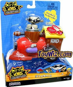 Codename Kids Next Door 'KND' STANKIE Zoomer