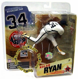 McFarlane Toys MLB Cooperstown Series 3 Action Figure Nolan Ryan (Houston Astros) Astros Variant