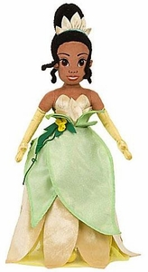 Disney The Princess and the Frog 22 Inch Plush Figure Doll Tiana [Random Dress Style]