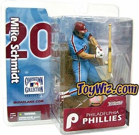 McFarlane Toys MLB Cooperstown Series 2 Action Figure Mike Schmidt (Philadelphia Phillies)