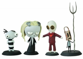 Dark Horse Comics Lenore PVC Set Pre-Order ships April