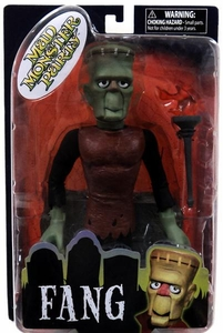 Diamond Select Mad Monster Party Series 1 Action Figure Fang