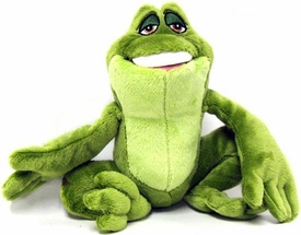 Disney The Princess and the Frog Exclusive 6 Inch Plush Figure Doll Prince Naveen as Frog