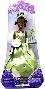 Disney The Princess and the Frog Exclusive 11 Inch Doll Tiana with Mini Frog
