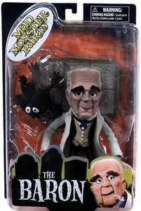 Diamond Select Mad Monster Party Series 1 Action Figure The Baron