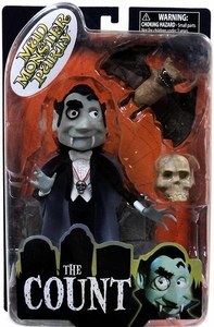 Diamond Select Mad Monster Party Series 1 Action Figure The Count