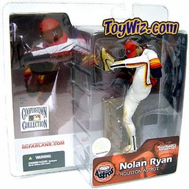 McFarlane Toys MLB Cooperstown Series 1 Action Figure Nolan Ryan (Houston Astros) Astros Uniform Variant