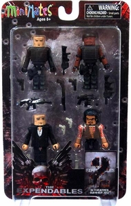 Expendables Minimates Series 1 Box Set