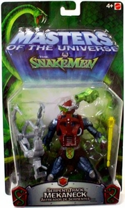 He-Man Masters of the Universe VS. The Snakemen Action Figure Serpent Track Mekaneck