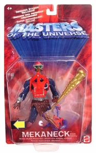 He-Man Masters of the Universe Action Figure Mekaneck
