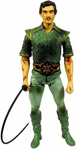 Flash Gordon Movie SDCC 2011 San Diego Comic-Con Exclusive 7-Inch Series 2 Action Figure Prince Barin [Battle Damage]