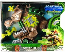 He-Man Masters of the Universe VS. The Snakemen Vehicle Spitbull