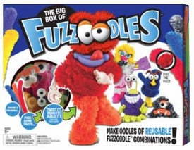Fuzzoodles Toys Playset Big Box of Fuzzoodles