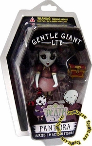 Gentle Giant PSP Death Jr. Series 1 Action Figures Pandora