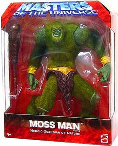He-Man Masters of the Universe Exclusive Action Figure Moss Man [Guardian of Nature]