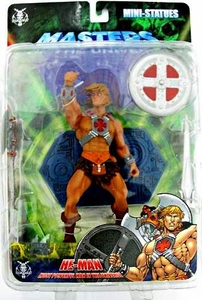 NECA He-Man & the Masters of the Universe SDCC Comic-Con Exclusive Figure Statue He-Man