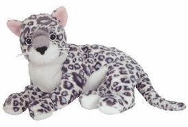 Ty Beanie Baby WWF Store Exclusive Sundar the Snow Leopard