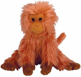 Ty Beanie Baby WWF Store Exclusive Caipora the Golden Lion Tamarin