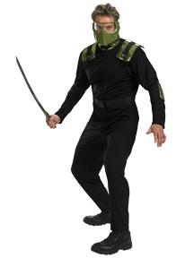 Spider-Man Costume #6604 New Goblin Deluxe Costume (Young Adult 38-40)