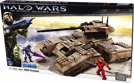 Halo Wars Mega Bloks Set #96807 UNSC Scorpion Tank