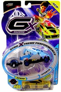 GX Racers 1:64 Cars Speed Series 3 Artic Rescue [Paddle Gyro] BLOWOUT SALE!