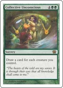 Magic the Gathering Eighth Edition Single Card Rare #238 Collective Unconscious