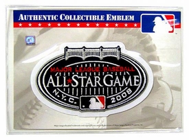 MLB Authentic Collectible Emblem MLB All Star Game N.Y.C 2008