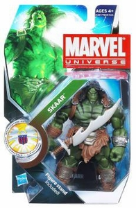 Marvel Universe 3 3/4 Inch Series 14 Action Figure #16 Skaar