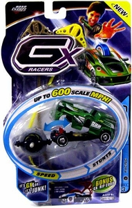 GX Racers 1:64 Cars Speed Series 4 Raw Power [Racing Gyro] BLOWOUT SALE!