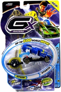 GX Racers 1:64 Cars Speed Series 4 Twin Power [Racing Gyro]
