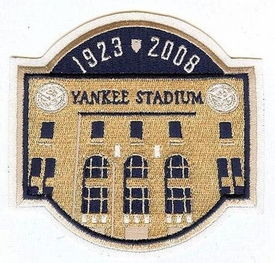New York Yankees Yankees Stadium Patch