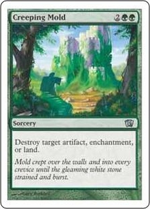 Magic the Gathering Eighth Edition Single Card Uncommon #240 Creeping Mold