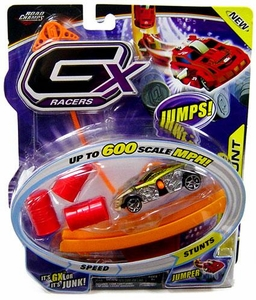 GX Racers 1:64 Cars Stunt Series 3 Cobra Strike [Jumper Gyro] BLOWOUT SALE!