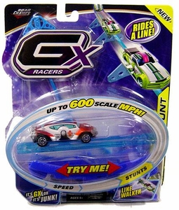 GX Racers 1:64 Cars Stunt Series 3 Radical Rescue [Line Walker Gyro] BLOWOUT SALE!