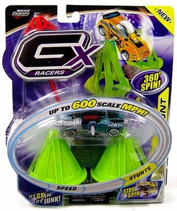 GX Racers 1:64 Cars Stunt Series 3 Supersonic [Side Spin Gyro] BLOWOUT SALE!