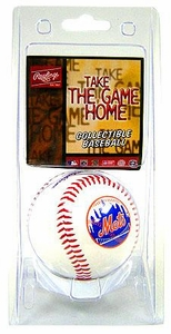 Rawlings MLB Commemorative Baseball Shea Stadium [Plastic Package]