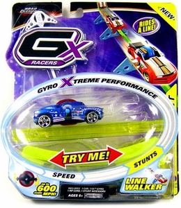 GX Racers 1:64 Cars Stunts Series 2 American Stallion [Line Walker Gyro] BLOWOUT SALE!