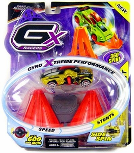 GX Racers 1:64 Cars Stunts Series 2 Asphalt Rocket [Side Spin Gyro] BLOWOUT SALE!