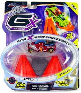 GX Racers 1:64 Cars Stunts Series 2 Fire Patrol [Side Spin Gyro] BLOWOUT SALE!
