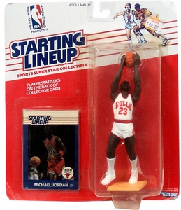 Starting Lineup NBA Sports Super Star Collectible Action Figure Michael Jordan [Chicago Bulls 1988]
